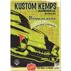 Kustom Kemps of America KKOA 2011 (DVD)
