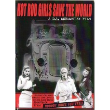 Hot Rod Girls Save the World! (DVD)