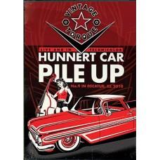 Hunnert Car Pile Up 2010 (DVD)
