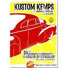 Kustom Kemps of America KKOA 2010 (DVD)