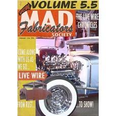 Mad Fabricators Vol. 5.5 (DVD)