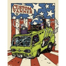 Custom Vanner Magazine #10