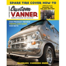 Custom Vanner Magazine #08