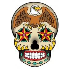 Eagle Sugar Skull