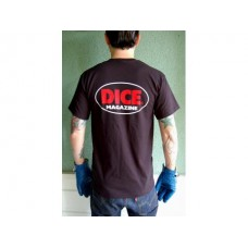 DicE Pocket Bell Design T-Shirt